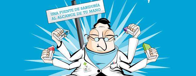 Productos de parafarmacia y publicitarios: el consejo de un profesional está en tu farmacia