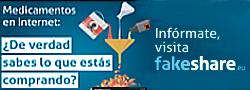 Fakeshare. Medicamentos en internet